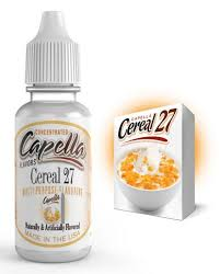 AROME CAPELLA CEREAL 27
